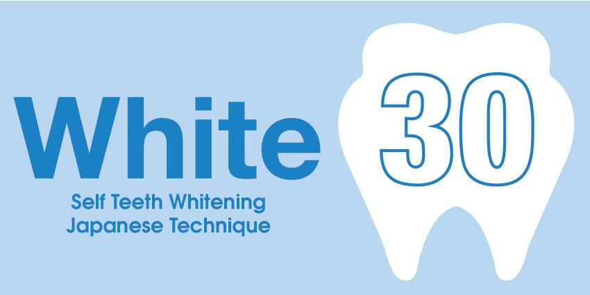 White 30 - Self Whitening
